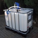 640 Litre Adblue / Diesel Delivery Station